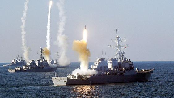"""Mỹ giữ lời, tung tàu Aegis vào biển Đen """"dằn mặt"""" Nga"""