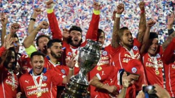 Copa America: Ôi, 'vua' Nam Mỹ!