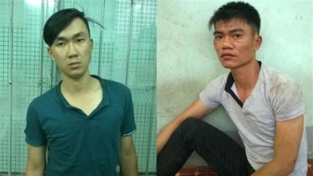 Bình Thạnh: trinh sát bắt gọn hai thanh niên trộm xe máy