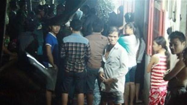 Thảm sát tại Bình Phước:Bắt nghi phạm ở đám tang nạn nhân
