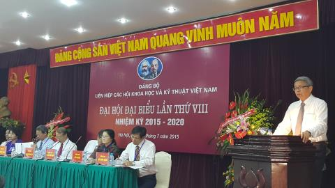 Đảng bộ LHH Việt Nam, công cụ lớn nhất là uy tín