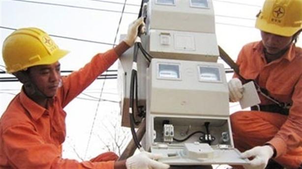 EVN kỷ luật nhân viên ghi sai chỉ số công tơ điện