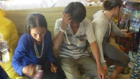 Bị chồng đánh tử vong vì nhậu chưa tới tầm