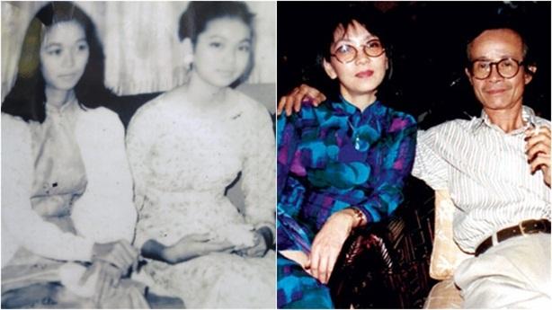 Hé lộ cuộc tình NS Trịnh Công Sơn với hai chị em