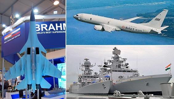 Ấn Độ hưởng lợi:Hợp tác quân sự với cả Nga và Mỹ