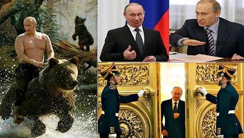 Mỹ gặp họa do CIA không đánh giá cao 'anh chàng' Putin