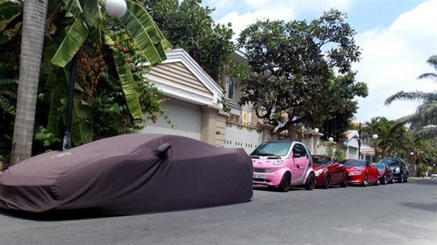 TP.HCM muốn tăng phí xe hơi thêm 5 lần: Hoàn toàn đúng!