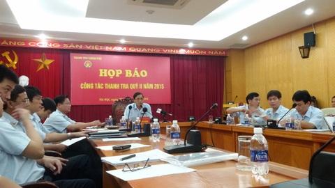Một cán bộ Thanh tra Chính phủ bị CA Hà Nội bắt