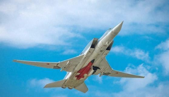 Tu-22M3 sang Crimea, chĩa tên lửa vào căn cứ Mỹ ở Romania