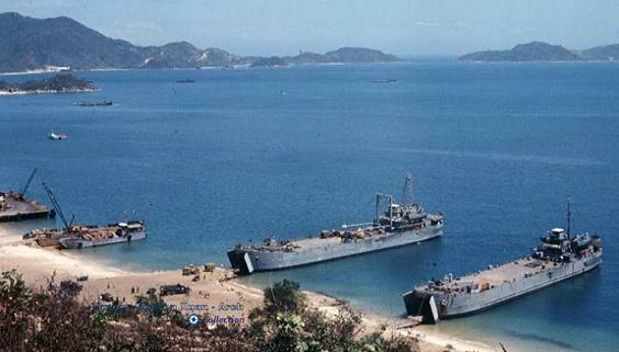 Nga-Mỹ đồng thuận đánh giá cao cảng Cam Ranh