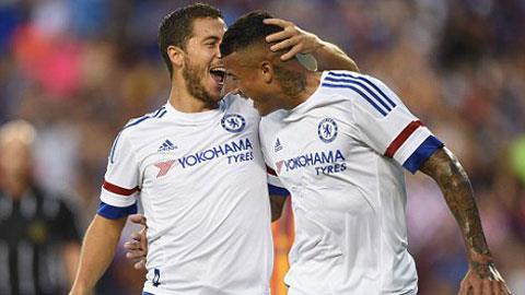 Chelsea 2-2 Barcelona: The Blues thắng 4-2 trên chấm 11m