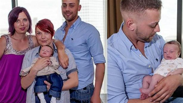 Chàng trai làm bố 10 đứa trẻ trong 4 tháng