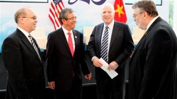 Mỹ luôn đứng cạnh Việt Nam trong các vấn đề Biển Đông