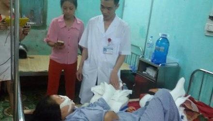 Vụ chồng cắt gân tay, chân vợ: Bất ngờ lời nhân chứng