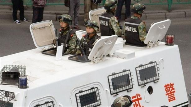 Trung Quốc nhờ Mỹ hỗ trợ chống khủng bố Tân Cương