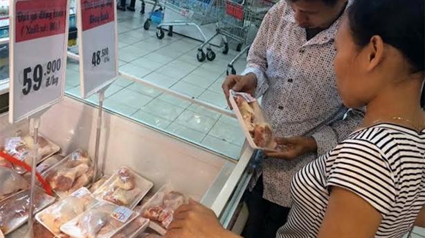 Kiện Mỹ bán phá giá đùi già: Việt Nam thận trọng
