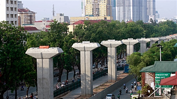 Đường sắt Cát Linh-Hà Đông đẩy tiến độ: Chắc chắn an toàn?