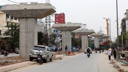 Đường sắt Cát Linh-Hà Đông xong sớm: Gỡ thế bí Trung Quốc