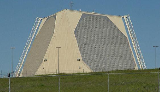 Trung Quốc lần đầu lộ radar CBS siêu xa, đặt sát Nga?
