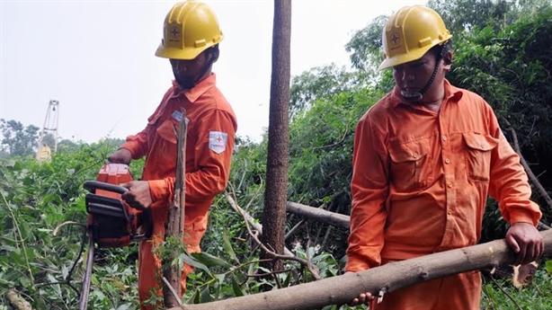 EVN HANOI đảm bảo an toàn