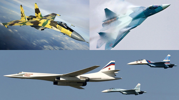 Báo Mỹ điểm danh những vũ khí Nga đe dọa Trung Quốc