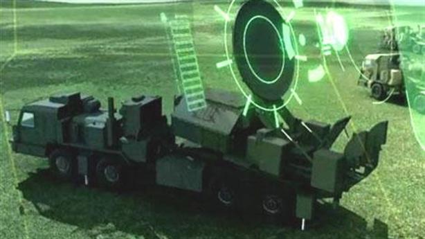 Hệ thống tác chiến điện tử Krasukha-4 kiểm chứng thực chiến