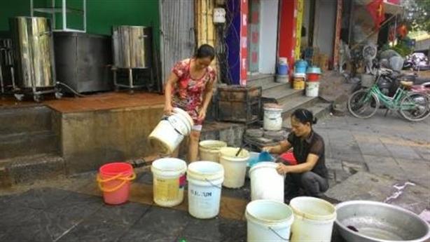 Dân cần lát đá hay cần nước sạch sông Đà?