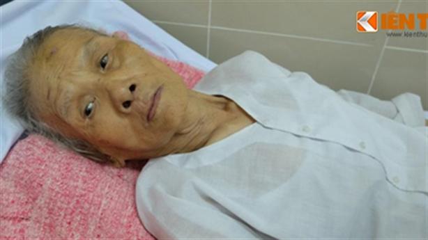 Cụ bà 92 tuổi bị con trai đánh đuổi ra khỏi nhà