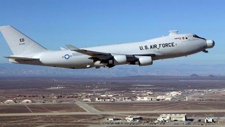 Máy bay không người lái Mỹ sẽ có vũ khí laser