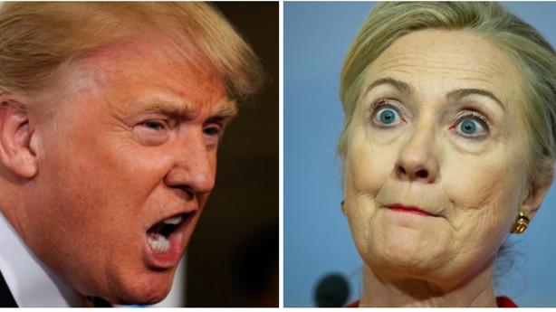 Donald Trump gây sốc nhưng vẫn được bầu chọn cao