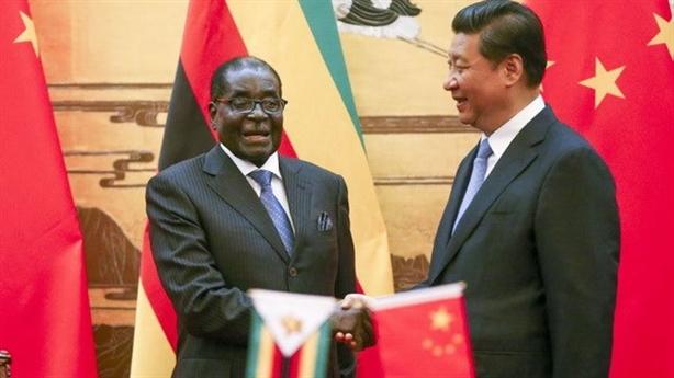 Toan tính của Trung Quốc khi rót tiền khủng vào Zimbabwe