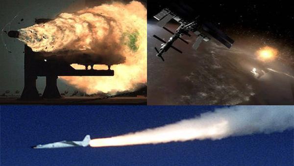 Top vũ khí làm thay đổi bản chất chiến tranh