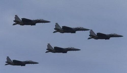 Tên lửa Triều Tiên đến DMZ, Mỹ-Hàn tập ném bom cảnh cáo