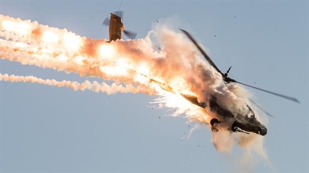 Máy bay Israel bị bị tên lửa đồ cổ Syria bắn hạ?