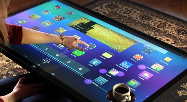 Samsung sắp có máy tính bảng khổng lồ 18,4 inch