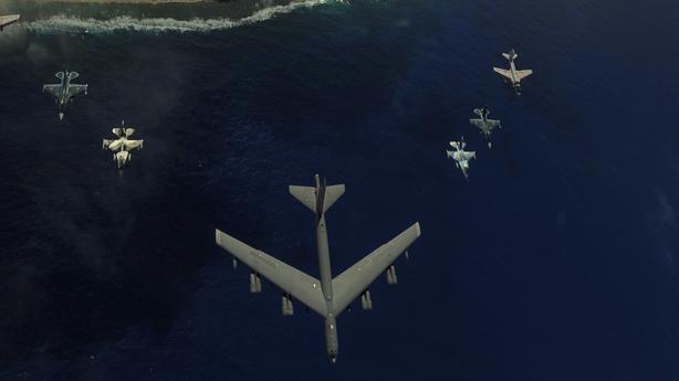 Mỹ điều B-52 khi bán đảo Triều Tiên đang nóng