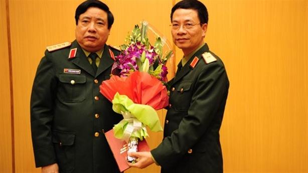 Dàn tướng tài của ba đại gia viễn thông Việt Nam