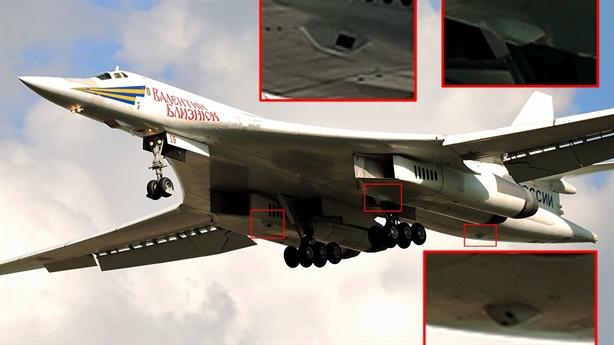 Máy bay Tu-160 sẽ 'biến hình' thế nào trong tương lai?