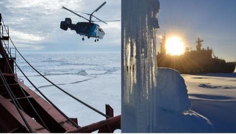 Báo Mỹ 'sốt vó' trước viễn cảnh Nga độc chiếm Bắc Cực