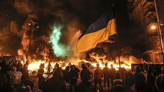 Lựu đạn, bắn tỉa ở Kiev: Kịch bản Madan 2 tái hiện
