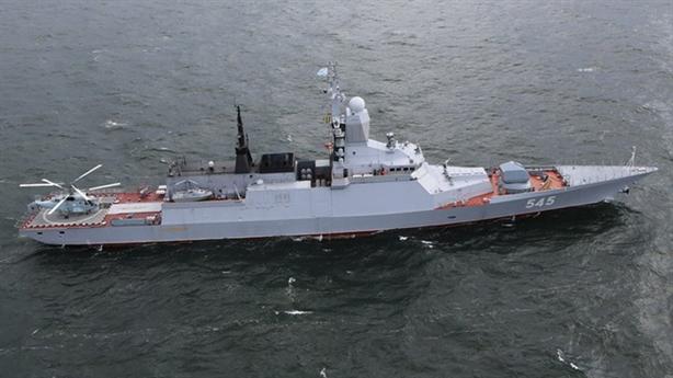 Phương Tây giúp chiến hạm Nga hồi sinh