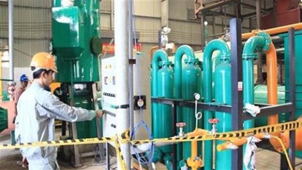 Công nghệ Việt biến rác thành điện và than sinh học
