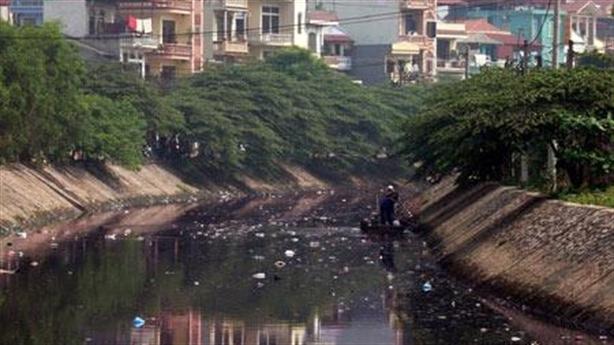 Làm sạch sông