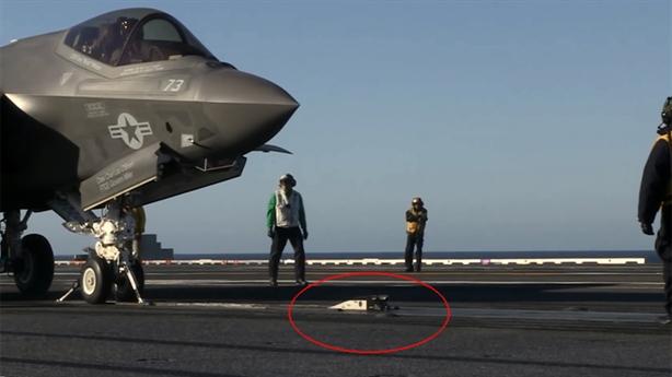 Hệ phóng máy bay trên hạm hoạt động thế nào?