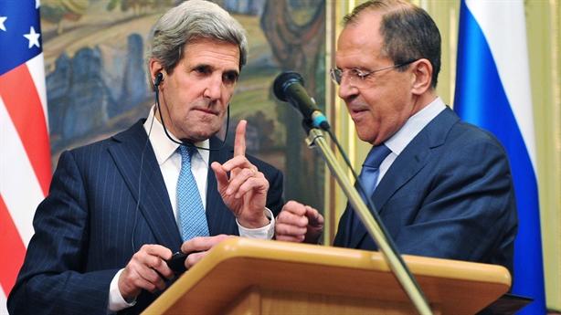 Vấn đề Syria: Mỹ-Nga xuống giọng vì IS