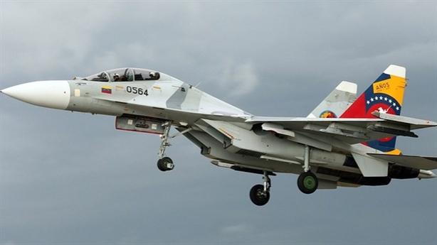 Venezuela điều tra tiêm kích Su-30 rơi ở biên giới