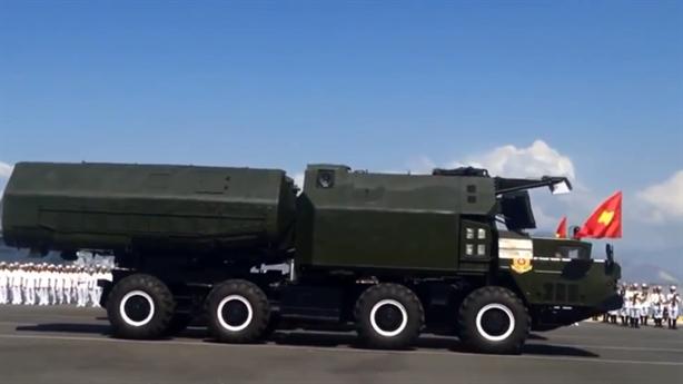Tổ hợp Bal-E hoàn thiện sức mạnh phòng thủ bờ Việt Nam