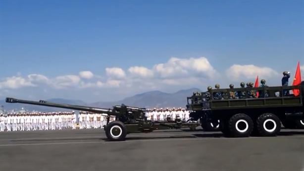 Sức mạnh sấm sét của pháo M46 trong Quân đội Việt Nam