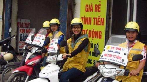 Giới trẻ Hà thành quên... cảm ơn: Đâm xe còn cãi lý