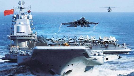 Trung Quốc không có khả năng điều TSB Liêu Ninh đến Syria